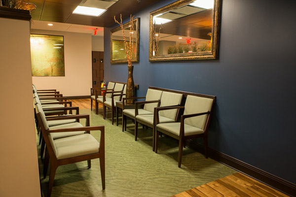 Radiology Waiting Area